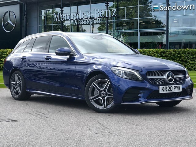 2020 Mercedes-Benz C-Class 1.5 C200 AMG Line (s/s) Estate 5d (20 reg)