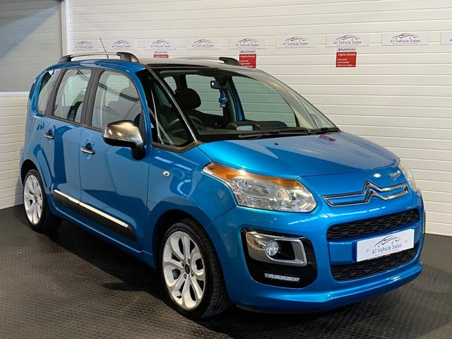 2014 Citroen C3 Picasso 1.6TD Selection (63 reg)