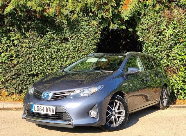 2014 Toyota Auris 1.8 VVT-i HSD Icon Plus Touring Sports (64 reg)