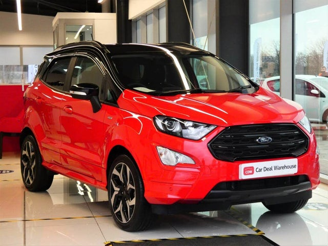 2019 Ford EcoSport 1.0T ST-Line (140ps) (68 reg)