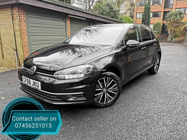 2019 Volkswagen Golf 1.0 TSI SE (115ps) Hatchback 5d (68 reg)