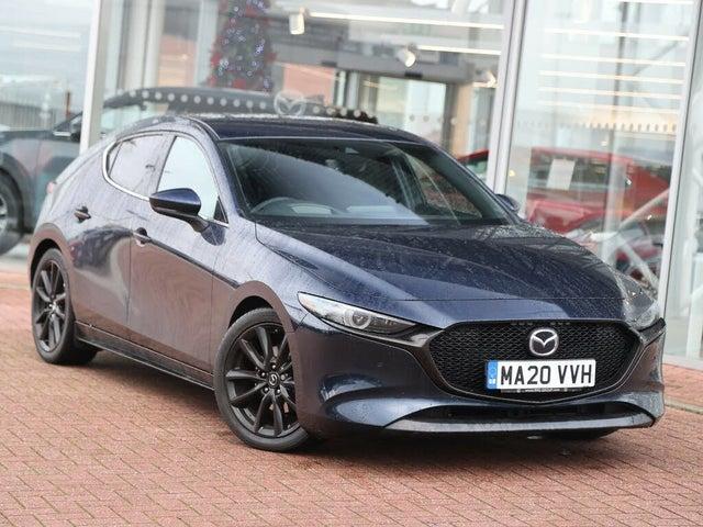 2020 Mazda Mazda3 2.0 Sport Lux (180ps) Hatchback 5d (20 reg)