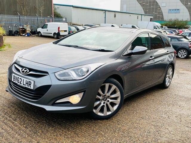 2012 Hyundai i40 1.7TD Premium 1.7CRDi (134bhp) Estate 5d (62 reg)
