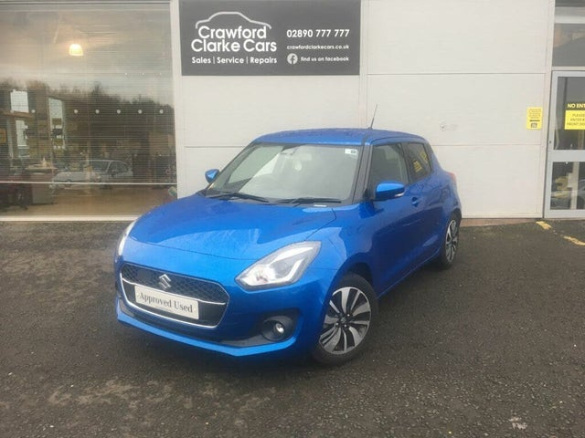 2019 Suzuki Swift 1.0 Boosterjet SZ5 Auto (Z1 reg)