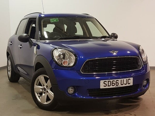 2015 MINI Countryman 1.6 One (66 reg)