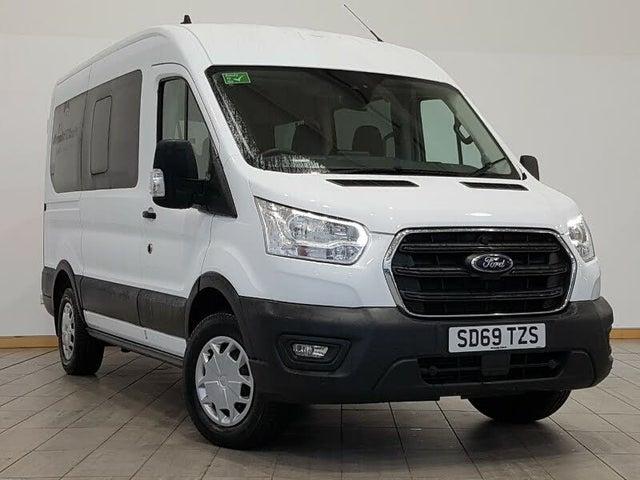 2019 Ford Transit (69 reg)