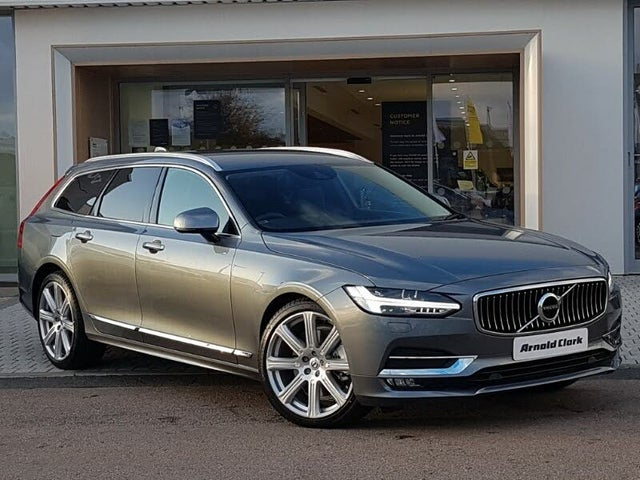 2020 Volvo V90 2.0TD D5 Inscription Plus (70 reg)