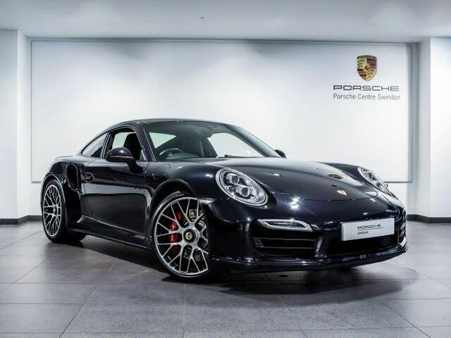 2015 Porsche 911 3.8 Turbo Coupe (15 reg)