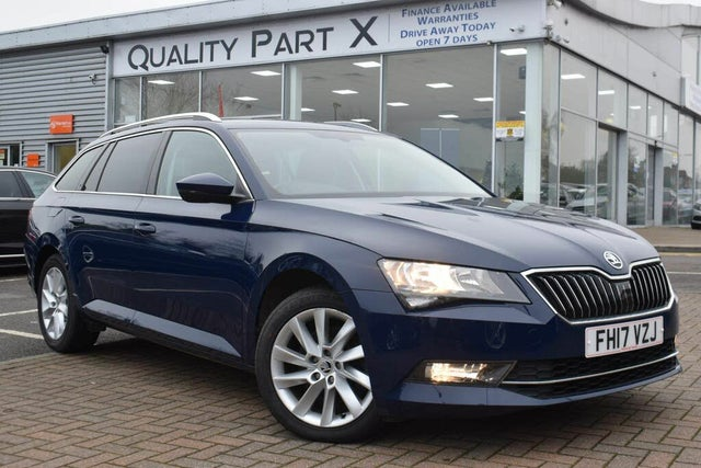 2017 Skoda Superb 2.0TDI SE Technology Estate DSG (17 reg)