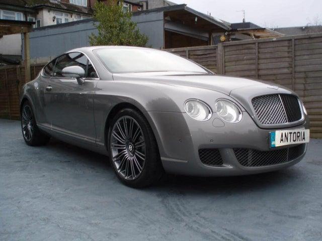 2009 Bentley Continental 6.0 W12 GT Speed (09 reg)