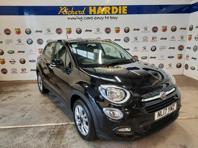 2017 Fiat 500X 1.3MultiJet Pop Star (17 reg)