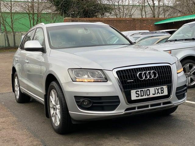 2010 Audi Q5 3.0TD SE (10 reg)