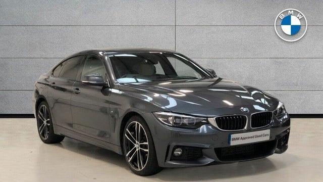 2019 BMW 4 Series (69 reg)