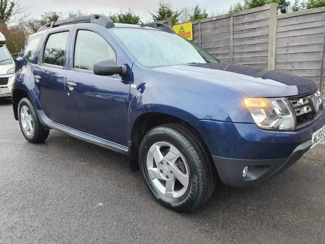 2016 Dacia Duster 1.5dCi Ambiance Prime 4X4 (s/s) (66 reg)