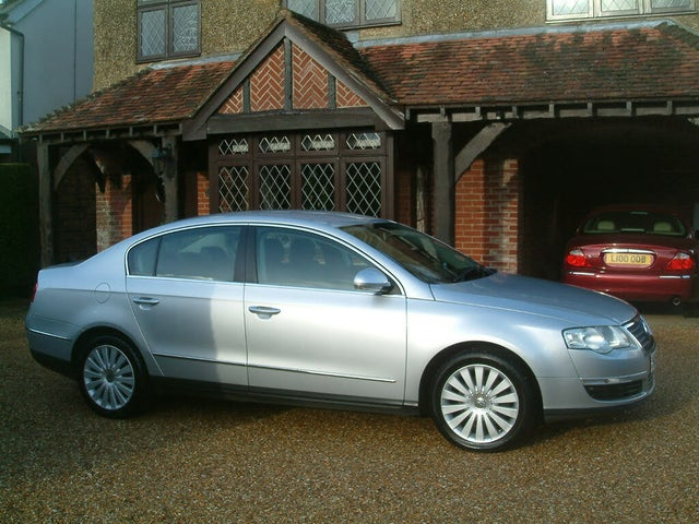 2008 Volkswagen Passat 2.0TD Highline CR (140PS) Saloon 4d DSG (58 reg)