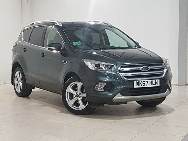 2017 Ford Kuga 1.5T ST-Line X (150ps) (s/s) (67 reg)