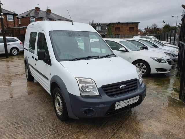 2013 Ford Transit Connect 1.8TD T230 LWB (90PS) High Roof Crew (63 reg)