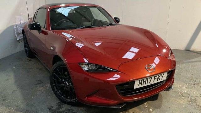 2017 Mazda MX-5 2.0 Launch Edition (17 reg)