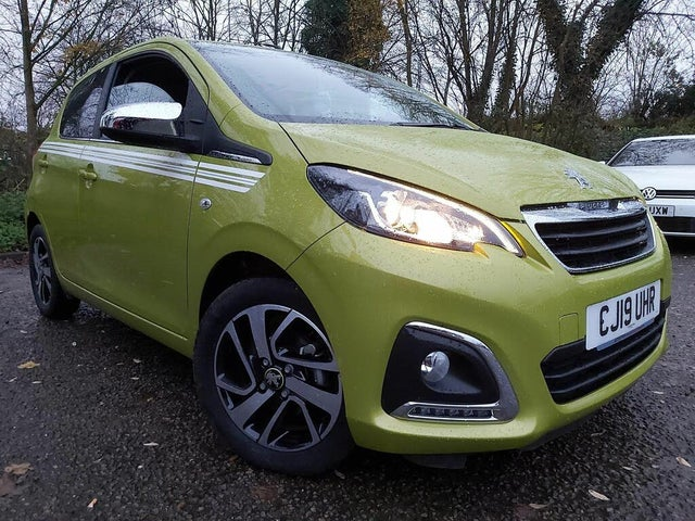 2019 Peugeot 108 1.0 Collection Hatchback 2-Tronic (19 reg)
