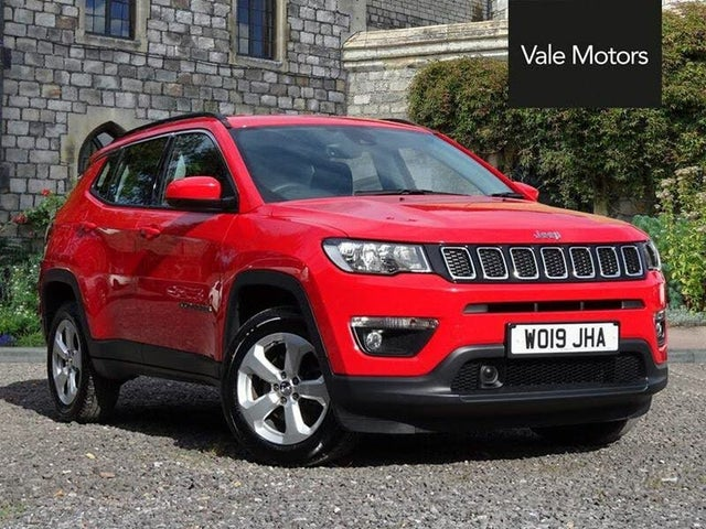 2019 Jeep Compass 1.4 MultiAir II Longitude (19 reg)