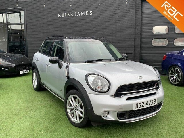 2016 MINI Countryman 1.6 Cooper S (s/s) ALL4 (Z4 reg)