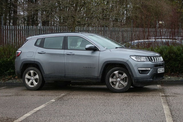 2018 Jeep Compass 1.4 MultiAir II Longitude (Z2 reg)