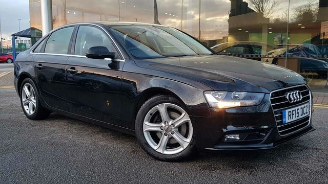 2015 Audi A4 2.0TDI ultra SE Technik (163ps) (15 reg)