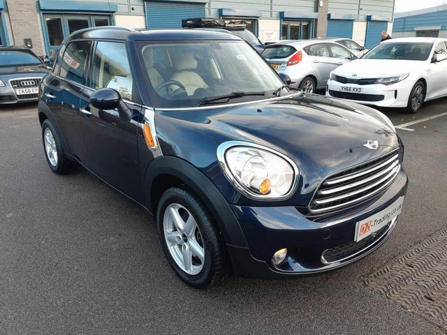 2012 MINI Countryman 1.6 Cooper (Pepper) (12 reg)