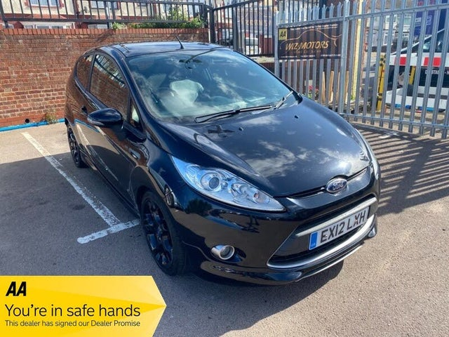 2012 Ford Fiesta 1.6 Metal (12 reg)