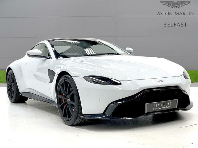 2020 Aston Martin Vantage (Z4 reg)