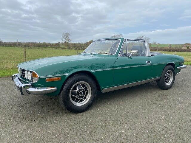 1972 Triumph Stag 3.0