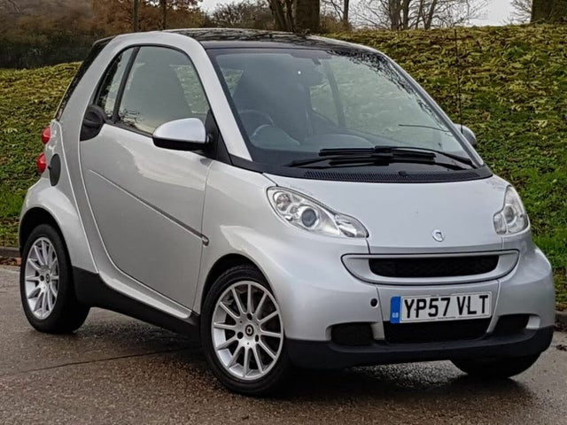 2007 Smart fortwo 1.0 Passion (71bhp) Coupe (57 reg)