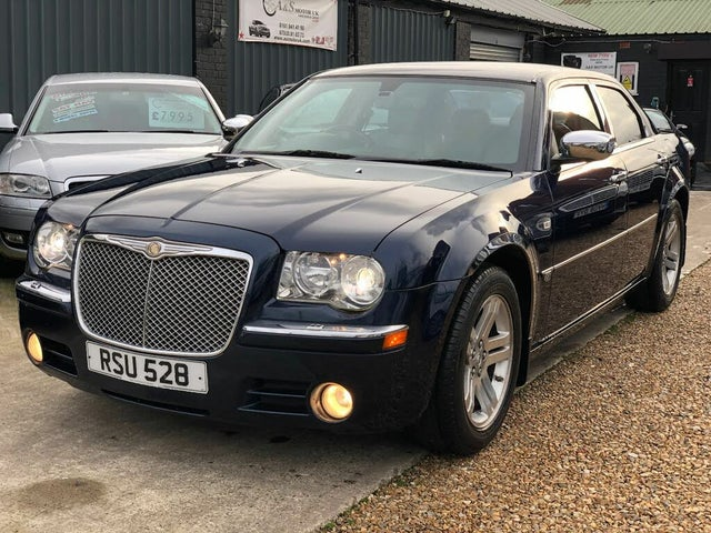 2006 Chrysler 300C 3.5 Saloon 4d (U5 reg)