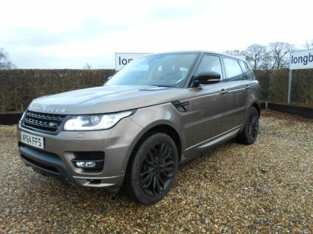 2015 Land Rover Range Rover Sport 3.0 SD V6 Autobiography Dynamic (292ps) 4X4 (64 reg)