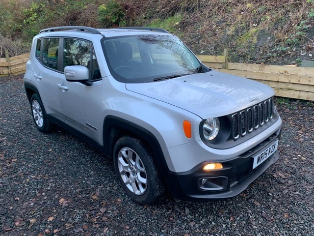2015 Jeep Renegade 1.4 Longitude (15 reg)