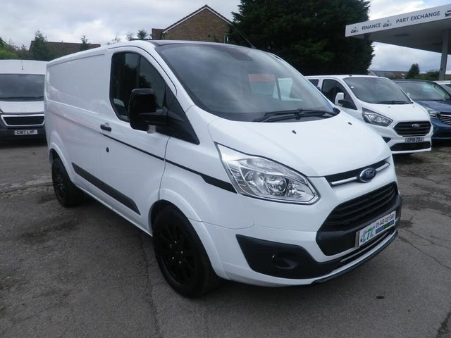 2018 Ford Transit Custom (18 reg)