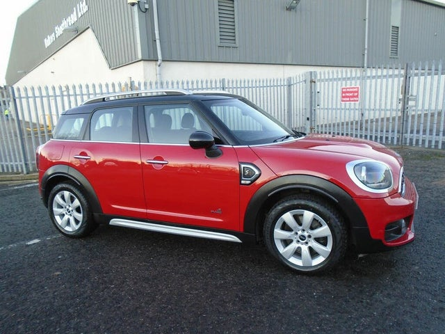 2017 MINI Countryman 2.0 Cooper S (s/s) ALL4 Auto (67 reg)