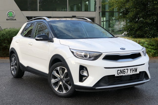 2017 Kia Stonic 1.0 T-GDi First Edition (67 reg)