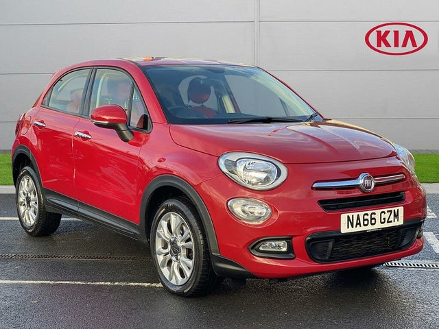 2016 Fiat 500X 1.4 MultiAir Pop Star (66 reg)