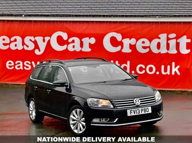 2013 Volkswagen Passat 1.6TD Highline (105ps) Estate 5d (13 reg)