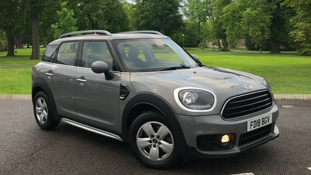 2018 MINI Countryman 1.5 Cooper (s/s) (18 reg)