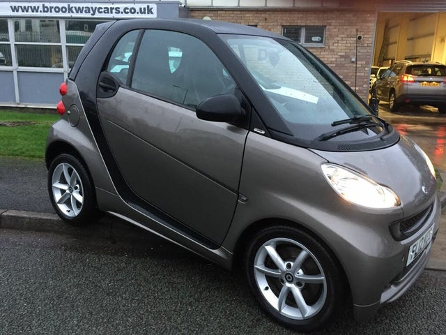 2012 Smart fortwo 1.0 Pulse (71bhp) Coupe Softouch (12 reg)