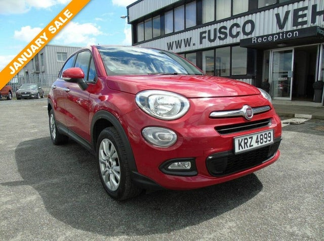 2016 Fiat 500X 1.4 MultiAir Pop Star (Z4 reg)