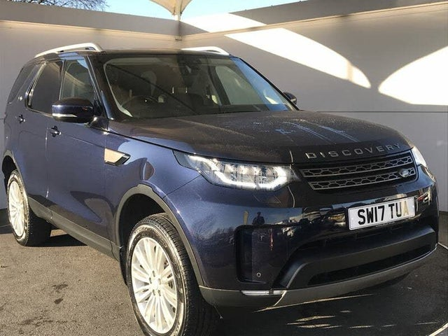 2017 Land Rover Discovery 2.0SD4 SE (240ps) 4X4 Station Wagon 5d Auto (17 reg)