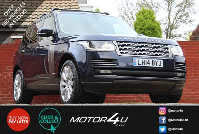 2014 Land Rover Range Rover 4.4 SDV8 Autobiography Station Wagon (14 reg)