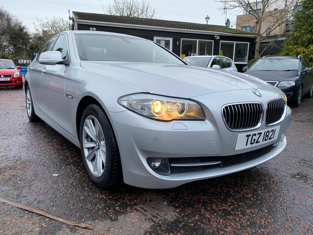 Used 2010 Bmw 5 Series For Sale Cargurus