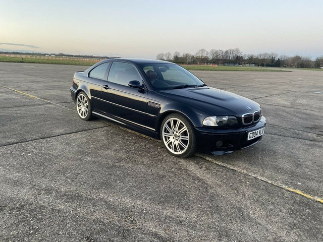 2004 BMW 3 Series 3.2 M3 Coupe Sequential (04 reg)
