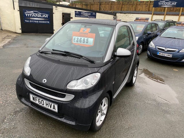 2010 Smart fortwo 0.8TD Pulse Coupe Softouch (60 reg)