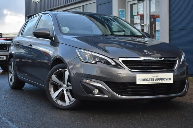 2017 Peugeot 308 2.0 BlueHDi Allure EAT6 (17 reg)