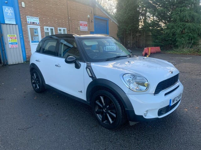 2012 MINI Countryman 1.6 Cooper S ALL4 (Chili) (12 reg)